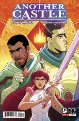 Oni Press's Another Castle Issue # 3