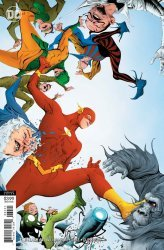 DC Comics's The Flash Issue # 62b