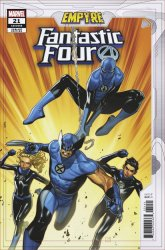 Marvel Comics's Fantastic Four Issue # 21d