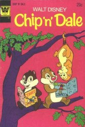 Gold Key's Chip 'n' Dale Issue # 27whitman