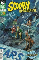 DC Comics's Scooby Apocalypse Issue # 35