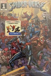 Marvel Comics's Marvel Comics: Walmart Comic Pack Issue T