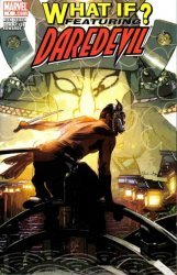 Marvel Comics's What If...? Daredevil Issue # 1