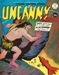 Alan Class & Company's Uncanny Tales Issue # 172