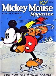 K. K. Publications's Mickey Mouse Magazine Issue # 4