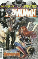 DC Comics's Hawkman Issue # 19