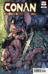 Marvel Comics's Conan the Barbarian Issue # 7c