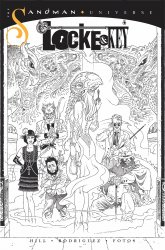 IDW Publishing's Locke & Key: Sandman - Hell & Gone Issue # 1ri
