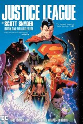 DC Comics's Justice League: By Scott Snyder Hard Cover # 1