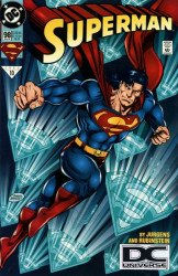 DC Comics's Superman Issue # 98b