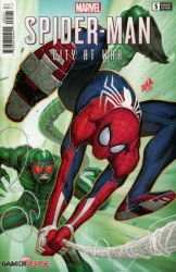 Marvel Comics's Marvel's Spider-Man: City at War Issue # 5b