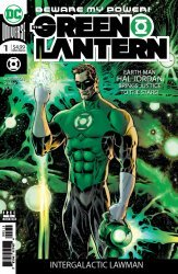 DC Comics's Green Lantern Issue # 1 - 2nd print