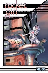 Image Comics's Rocket Girl TPB # 2