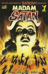 Archie Comics Group's Chilling Adventures of Sabrina Presents: Madame Satan Issue # 1b