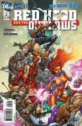 DC Comics's Red Hood and the Outlaws Issue # 2