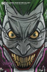 DC Comics's Joker: Year of The Villain Issue # 1f.planet-b