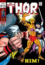 Marvel Comics's Thor (The Mighty) Issue # 165