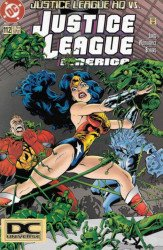 DC Comics's Justice League America Issue # 112b