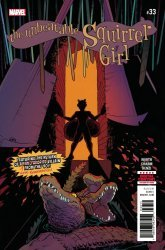 Marvel Comics's The Unbeatable Squirrel Girl Issue # 33