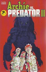 Archie Comics Group's Archie vs Predator 2 Issue # 2f