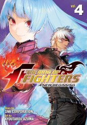 Seven Seas Entertainment's King of Fighters: A New Beginning Soft Cover # 4