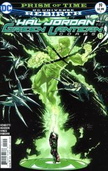 DC Comics's Hal Jordan and the Green Lantern Corps Issue # 19