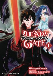 One Peace Books's The New Gate Soft Cover # 1