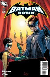 DC Comics's Batman and Robin Issue # 15