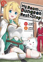 Seven Seas Entertainment's My Room is a Dungeon Rest Stop Soft Cover # 1