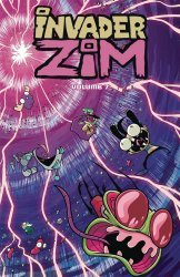 Oni Press's Invader Zim TPB # 7