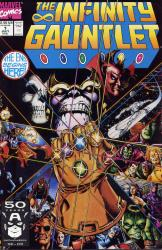 Marvel Comics's The Infinity Gauntlet Issue # 1