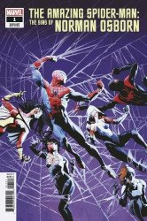 Marvel Comics's The Amazing Spider-Man: The Sins of Norman Osborn Issue # 1b