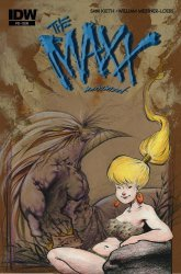 IDW Publishing's The Maxx: Maxximized Issue # 12