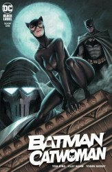 DC Black Label's Batman / Catwoman Issue # 1ce