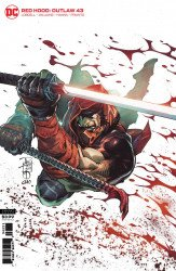 DC Comics's Red Hood: Outlaw Issue # 43b