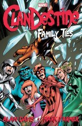 Marvel Comics's Clandestine: Family Ties  TPB # 1
