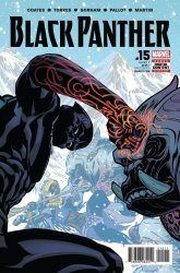Marvel Comics's Black Panther Issue # 15