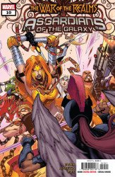 Marvel Comics's Asgardians of The Galaxy Issue # 10