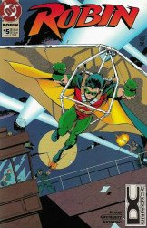DC Comics's Robin Issue # 15b