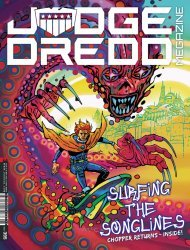 Rebellion's Judge Dredd: Megazine Issue # 395