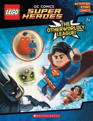 Scholastic's Lego: DC Super Heroes Soft Cover # 1
