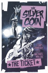 Image Comics's The Silver Coin Issue # 1ninja dairy