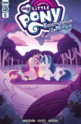 IDW Publishing's My Little Pony: Friendship is Magic Issue # 87ri