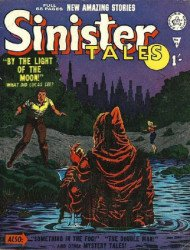 Alan Class & Company's Sinister Tales Issue # 83