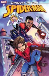 IDW Publishing's Marvel Action: Spider-Man Issue # 2
