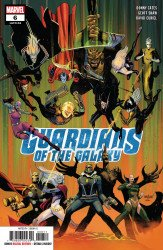 Marvel Comics's Guardians of the Galaxy Issue # 6
