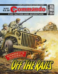 D.C. Thomson & Co.'s Commando: For Action and Adventure Issue # 5237