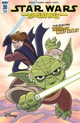 IDW Publishing's Star Wars Adventures Issue # 20