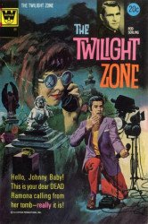 Gold Key's The Twilight Zone Issue # 51whitman