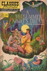 Gilberton Publications's Classics Illustrated #87: A Midsummer Night's Dream Issue # 2